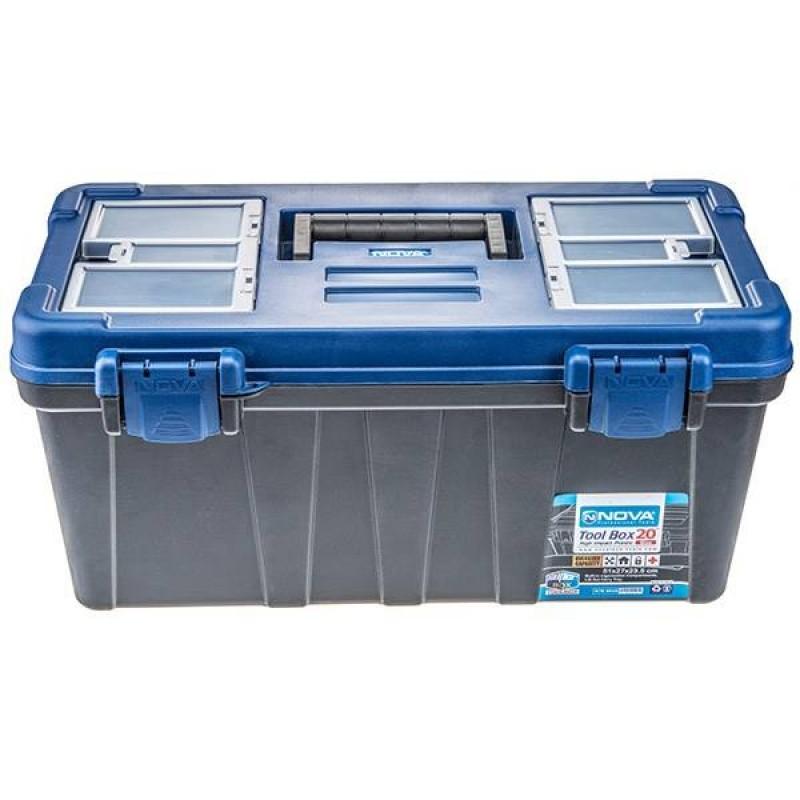 جعبه ابزار نووا مدل NTB-6013 سایز 13 اینچ